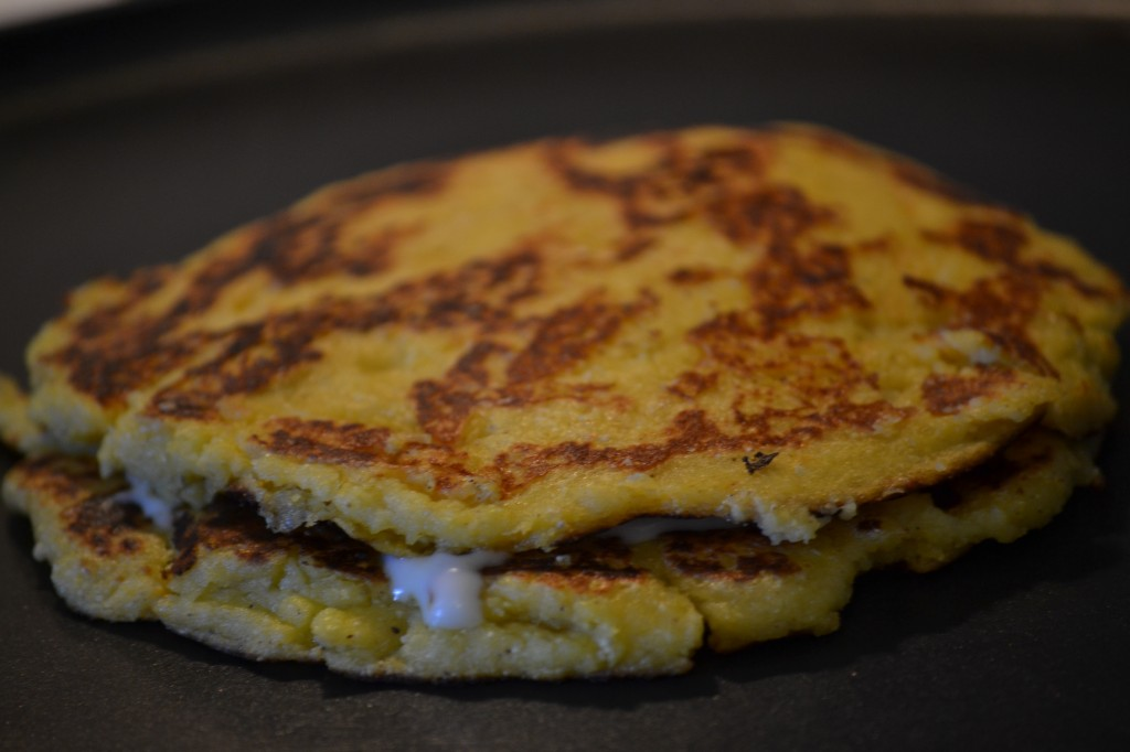 Oversized Mozzarella Arepas Recipes — Dishmaps
