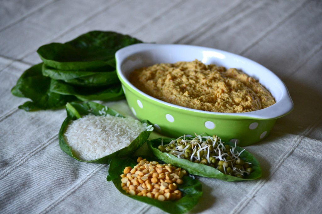 Spinach Patrode Ingredients